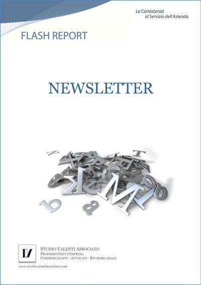 Cover Newsletter
